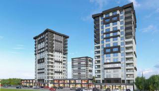 Moderna lägenheter i ett lyxigt komplex i Ankara Yenimahalle, Ankara / Yenimahalle - video