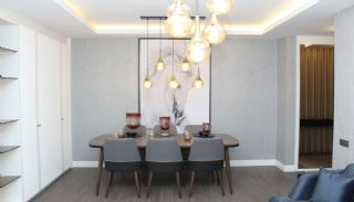 Moderna lägenheter i ett lyxigt komplex i Ankara Yenimahalle, Interiör bilder-11