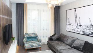 Moderna lägenheter i ett lyxigt komplex i Ankara Yenimahalle, Interiör bilder-13