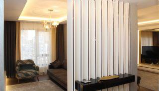 Moderna lägenheter i ett lyxigt komplex i Ankara Yenimahalle, Interiör bilder-14