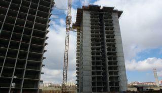 Moderna lägenheter i Ankara Orans prestigefyllda läge, Byggbilder-1