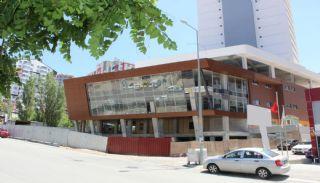 Investeringen en centrale winkels in Ankara Turkije, Ankara / Altindag - video