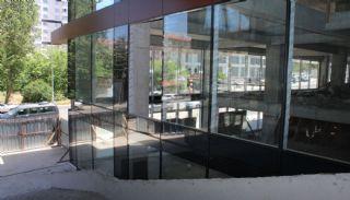 Investeringen en centrale winkels in Ankara Turkije, Interieur Foto-12