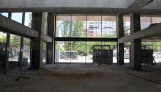 Investeringen en centrale winkels in Ankara Turkije, Interieur Foto-3