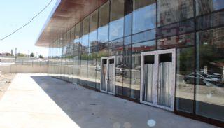Investeringen en centrale winkels in Ankara Turkije, Interieur Foto-7