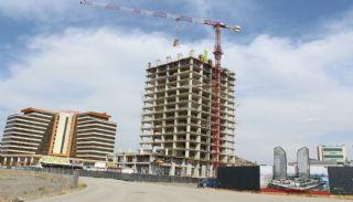 Luxueux Immobiliers Ankara Avec Assurance investissement,  Photos de Construction-1