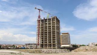 Luxueux Immobiliers Ankara Avec Assurance investissement,  Photos de Construction-3