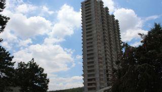 Unika lägenheter med skogsutsikt till salu i Cankaya Ankara, Byggbilder-1