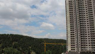 Unika lägenheter med skogsutsikt till salu i Cankaya Ankara, Byggbilder-3