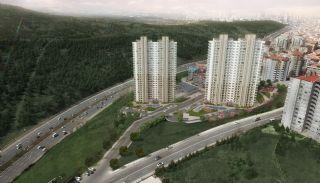 Unika lägenheter med skogsutsikt till salu i Cankaya Ankara, Ankara / Cankaya