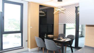 Väl belägna lyxiga lägenheter i Ankara Gaziosmanpasa, Interiör bilder-9