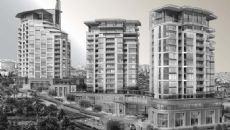Macka Residence, Istanbul / Macka - video