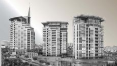 Macka Residence, Istanbul / Macka