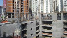 Турецкая недвижимость на продажу в Стамбуле, Фотографии строительства-3