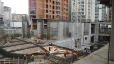 Турецкая недвижимость на продажу в Стамбуле, Фотографии строительства-11