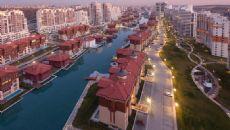 Bosphorus City - Bogazici Villas, Istanbul / Kucukcekmece - video