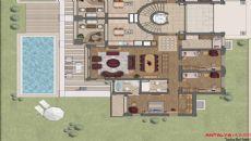 İstanbul Koru Sarayları, Kat Planları-2