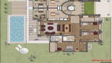 İstanbul Koru Sarayları, Kat Planları-3