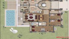 İstanbul Koru Sarayları, Kat Planları-4