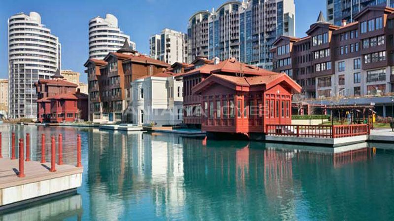 waterfront house for sale in turkey istanbul