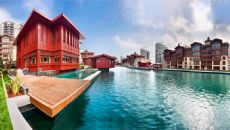 Bosphorus City - Semt Villas, Istanbul / Kucukcekmece