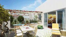 Modern och Lyxig lägenhet till salu i Istanbul, Interiör bilder-1