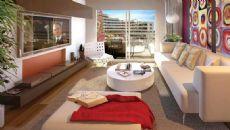 Modern och Lyxig lägenhet till salu i Istanbul, Interiör bilder-2