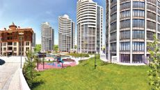 آپارتمان لوکس در کوچوکچکمجه، استانبول, استامبول / کوچکچکمجه - video