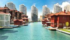 Bosphorus City - Yeditepe Towers, Istanbul / Kucukcekmece