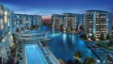 Aqua City Moderne Immobilier à Istanbul, Istanbul / Sarigazi - video