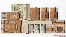 Bizim Evler 5, Immobilienplaene-6