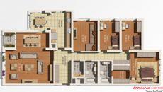 Bizim Evler 5, Immobilienplaene-8