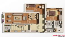 Bizim Evler 5, Immobilienplaene-9