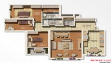 Bizim Evler 5, Immobilienplaene-10