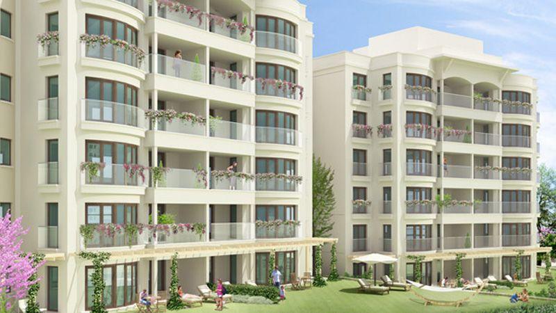 immobilier admirant avec vue sur la nature ankara. Black Bedroom Furniture Sets. Home Design Ideas