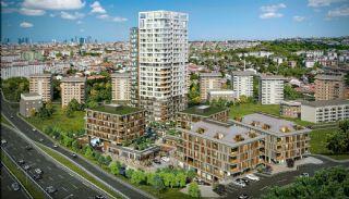 Квартиры с Системой Умный Дом для Комфортной Жизни в Кадыкёй, Стамбул, Стамбул / Кадыкёй