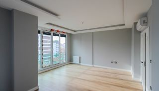 New Duplex Apartment with Quality Craftsmanship in Istanbul, Interior Photos-3