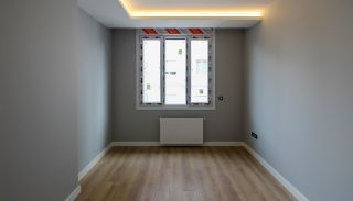 New Duplex Apartment with Quality Craftsmanship in Istanbul, Interior Photos-7