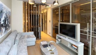Prestigieux Appartements Technologie Intelligente à Istanbul, Photo Interieur-6