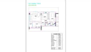 Просторная Недвижимость для Семейного Проживания в Стамбул, Планировка -3