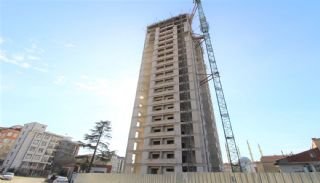 Investment Apartments in Complex with Rich Facilities in Istanbul, Construction Photos-2