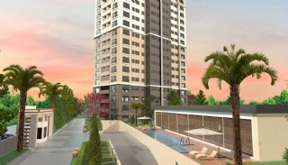 Investment Apartments in Complex with Rich Facilities in Istanbul, Istanbul / Kartal - video