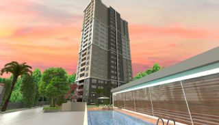 Investment Apartments in Complex with Rich Facilities in Istanbul, Istanbul / Kartal