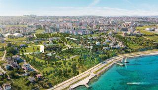Sea View Properties in a Complex in Büyükçekmece Istanbul, Istanbul / Buyukcekmece