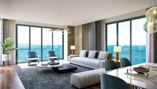 Недвижимость с Видом на Море в Комплексе в Бююкчекмедже, Стамбул, Фотографии комнат-1