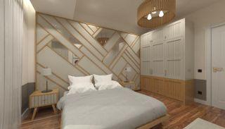 Недвижимость с Видом на Море в Комплексе в Бююкчекмедже, Стамбул, Фотографии комнат-10