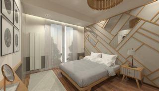 Недвижимость с Видом на Море в Комплексе в Бююкчекмедже, Стамбул, Фотографии комнат-11