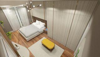 Недвижимость с Видом на Море в Комплексе в Бююкчекмедже, Стамбул, Фотографии комнат-12