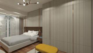 Недвижимость с Видом на Море в Комплексе в Бююкчекмедже, Стамбул, Фотографии комнат-13