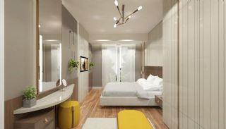 Недвижимость с Видом на Море в Комплексе в Бююкчекмедже, Стамбул, Фотографии комнат-14